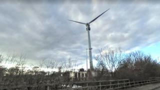 Turbine at Green Britain Centre
