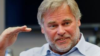Eugene Kaspersky - 2015 photo