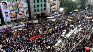 আড়াই বছর পর শুক্রবার ঢাকায় সমাবেশ করলো বিএনপি