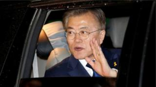 South Korea under Mr Moon is likely to overhaul its policy towards the North