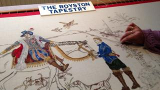 The Royston Tapestry
