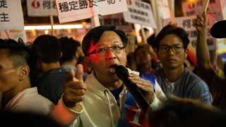 ஹாங்காங் தேர்தல்: ஜனநாயக ஆதரவு இயக்கம் முன்னிலை - அரசுக்கு பின்னடைவா?