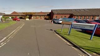 Biggart Hospital in Prestwick