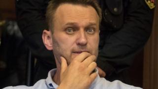 Навальный в Мосгорсуде