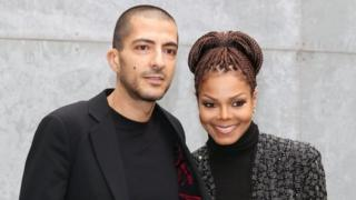 Janet Jackson da mijinta, Wissam al-Mana
