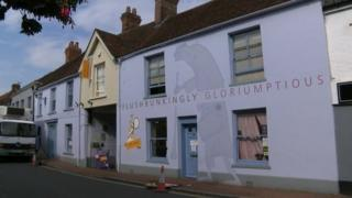 Roald Dahl Museum in Great Missenden
