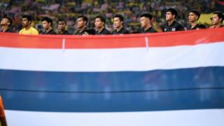 Thái Lan vô địch bóng đá SEA Games năm 2017