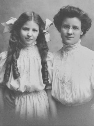 Isabel Myers y Katharine Briggs