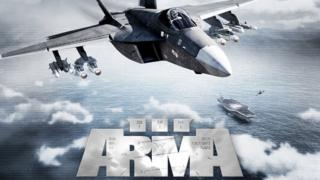 Promotional image from the Arma-3 online game