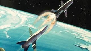 अंतरिक्ष, नासा, इसरो, डीआरडीओ, मलबा, अंतरिक्ष में कचरा