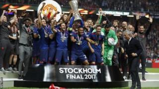 Inyuma y'iyo ntsinzi Manchester United yinjiye mu migwi imaze gutsinda amahiganwa yose akomeye atunganywa ku mugabane wa Buraya