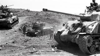 من حرب الأيام الستة في عام 1976