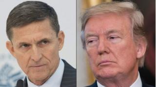 Michael Flynn ve Donald Trump