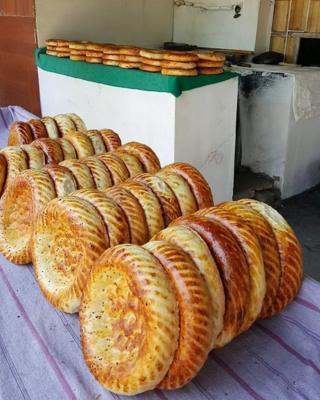 Ўзбек нони