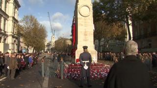 The-Cenotaph-in-London