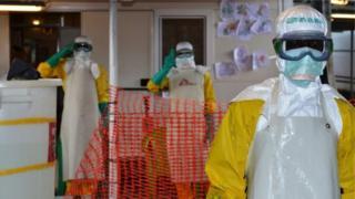 Icyorezo cya Ebola gikaze cya mbere mu mateka y'isi cyibasiye uburengerazuba bw'Afurika mu mwaka wa 2014 n'uwa 2015