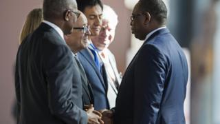 UN security Forum, Senegal