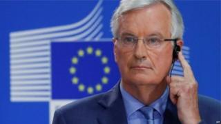 Michel Barnier has said a Brexit deal is possible within six to eight weeks.