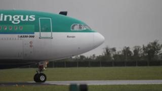 Aer Lingus flight from China returns to Dublin