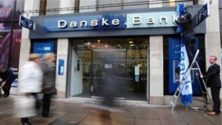 Danske Bank in Belfast