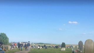 Yeadon cemetery