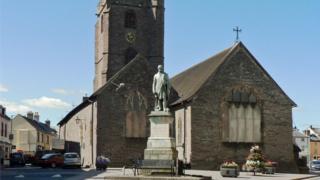 St Mary's Church, Brecon
