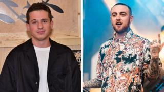 Charlie Puth and Mac Miller