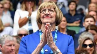 Margaret Court a gagné 24 titres de Grand Chelem.