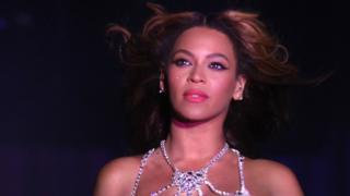 Beyoncé in Paris, 2014 file pic
