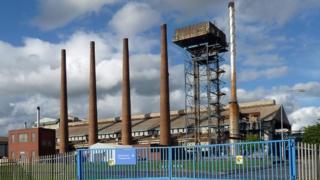 Liberty Steel in Rotherham