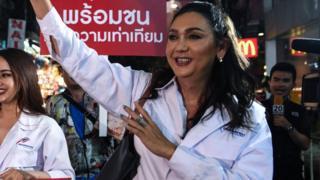 泰國首位變性總理候選人期許帶來更多平等。