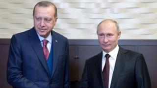 پوتین و اردوغان