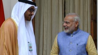 भारत और यूएई