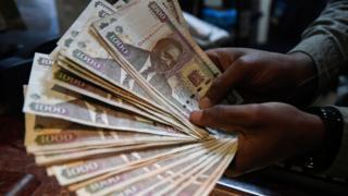 kenijske novčanice