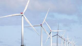 英格兰风电场