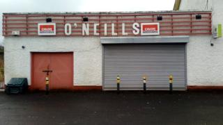 o'neills shop donegal