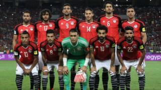 Мо Салах Египеттин улуттук курама командасын баштап, Дүйнө чемпионатына катышуусу күтүлүп жаткан.