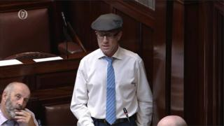 Michael Healy-Rae was accused of delaying the bill