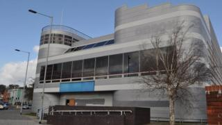 The former Odeon in Ipswich