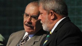 Sarney e Lula
