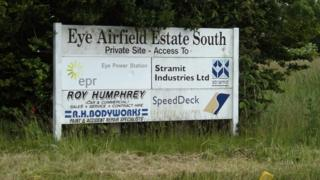 Eye Airfield