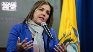 María Alejandra Vicuña