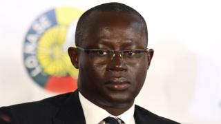 Augustin Senghor président de la fédération sénégalaise de Football