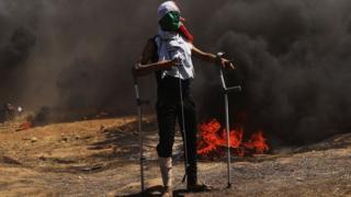 फ़लस्तीन में हिंसा