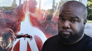 Tony Mitchell on his 41st visit to the cinema to view Avengers: Infinity War