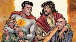 Sunstar e Jesus
