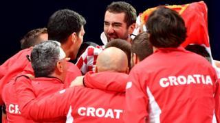 کرواسی جام دیویس
