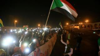Dibadbaxyada Sudan