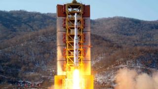North Korea rocket launch: Why did Kim fire missile now?