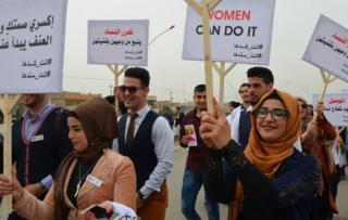 Акция в Ираке